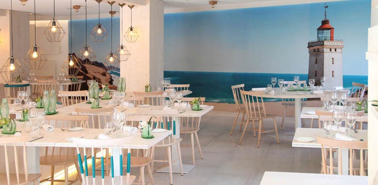 Iberostar Playa de Palma, restaurant