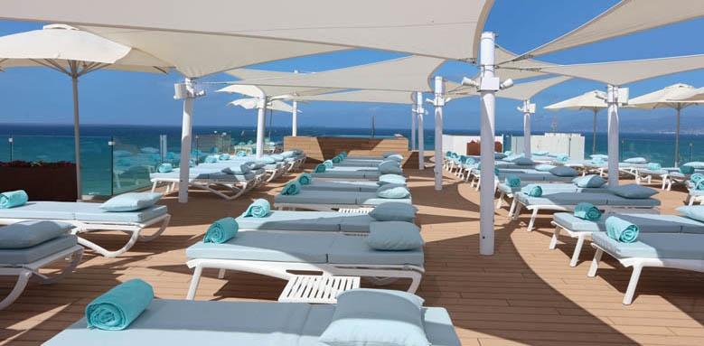 Iberostar Playa de Palma, sun terrace