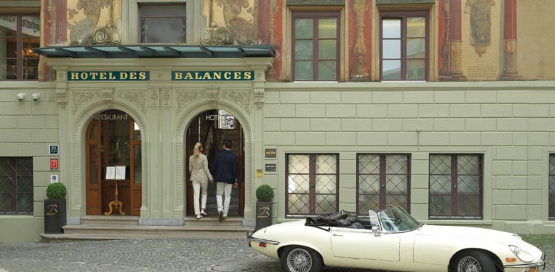 Hotel Des Balances, thumbnail