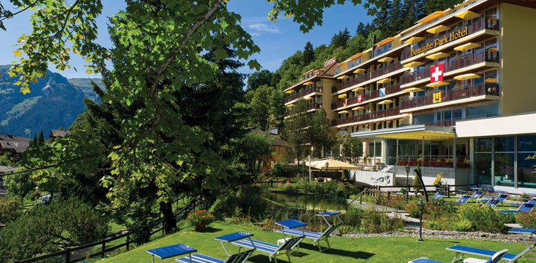 Beausite Park Hotel Wengen, main image