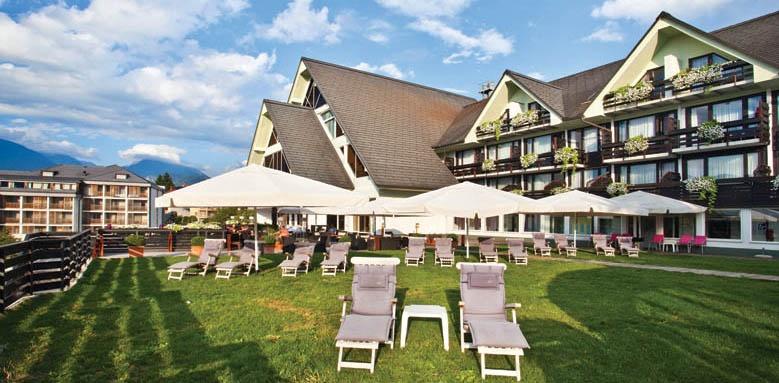Hotel Kompas Bled, thumbnail