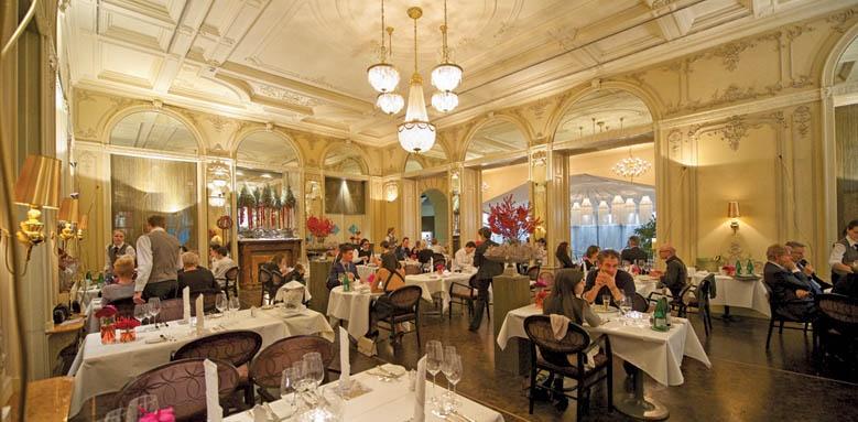 Hotel Schweizerhof, restaurant