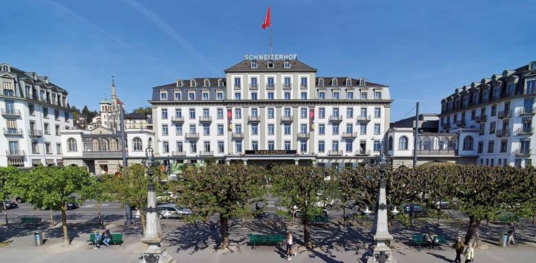 Hotel Schweizerhof, main image