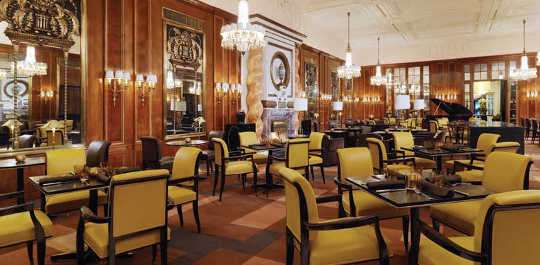 Hotel Bristol, a Luxury Collection Hotel, lounge