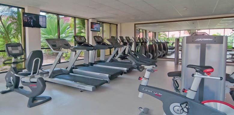 Radisson Grenada Beach Club, gym