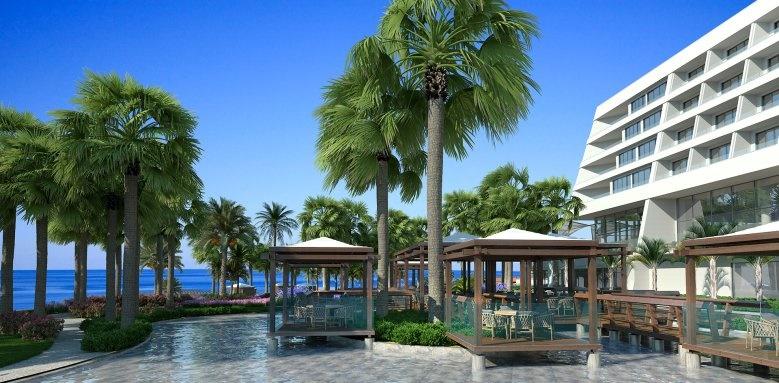 Parklane, a Luxury Collection Resort & Spa, terraces