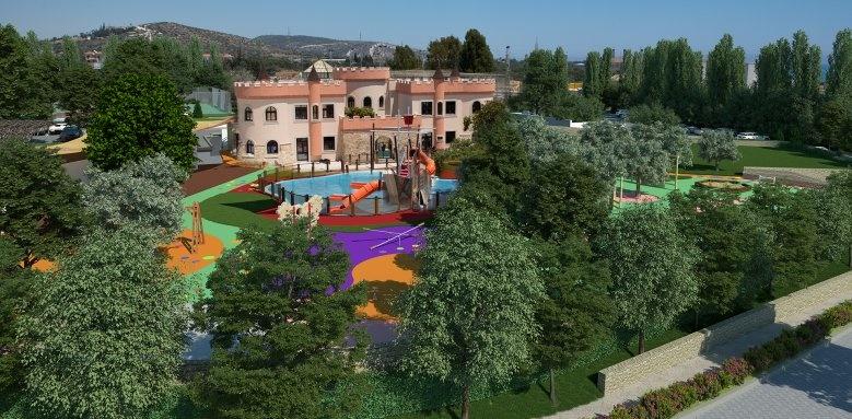 Parklane, a Luxury Collection Resort & Spa, adventure playground