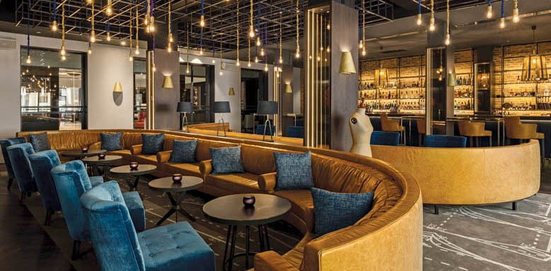 NH Collection Grand Hotel Krasnapolsky, Lounge Bar