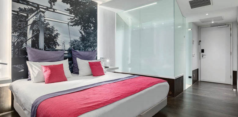NH Collection grand Hotel Krasnapolsky, Superior Room