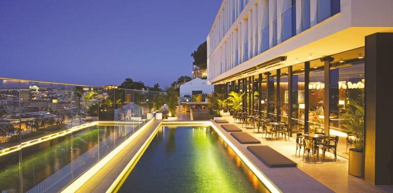 Memmo Principe, pool terrace