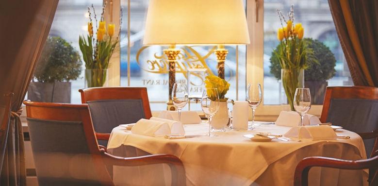 Schweizerhof Zurich, restaurant