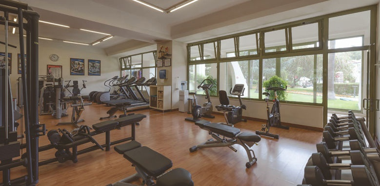 Arum Barut Collection, gym