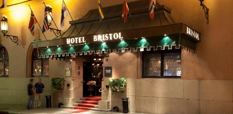 Hotel Bristol, quote image