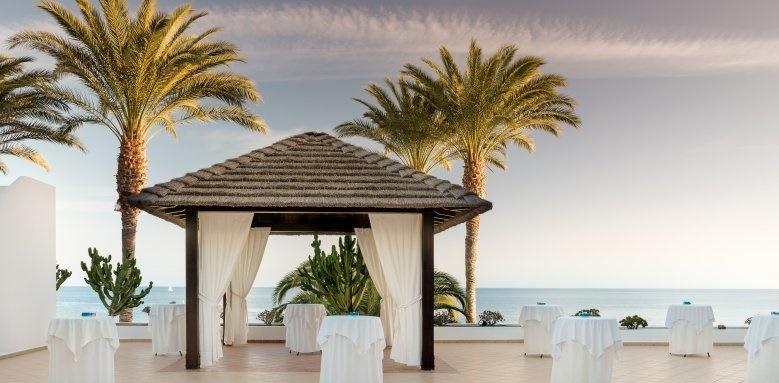 Hesperia Lanzarote, Wedding venue