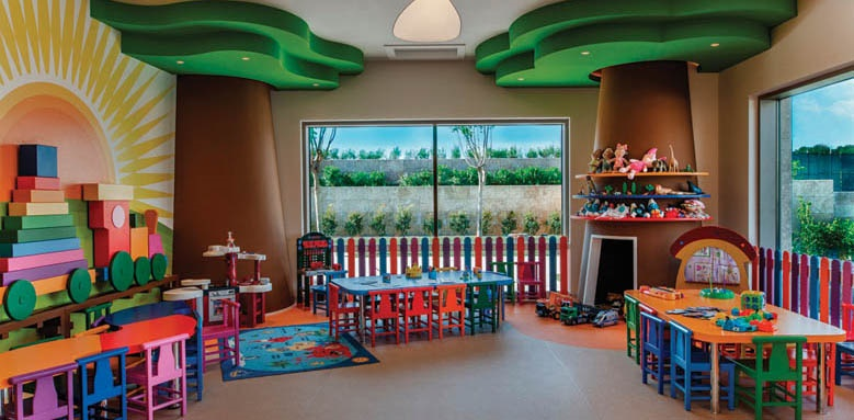 Regnum Carya Golf & Spa Resort, kids club
