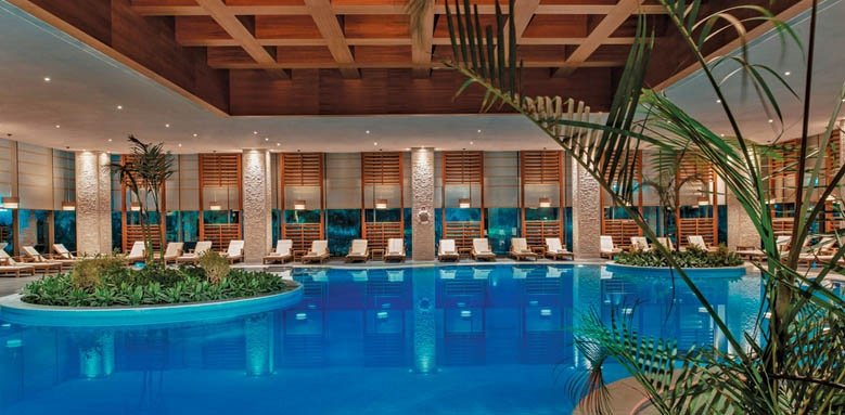 Regnum Carya Golf & Spa Resort, indoor pool