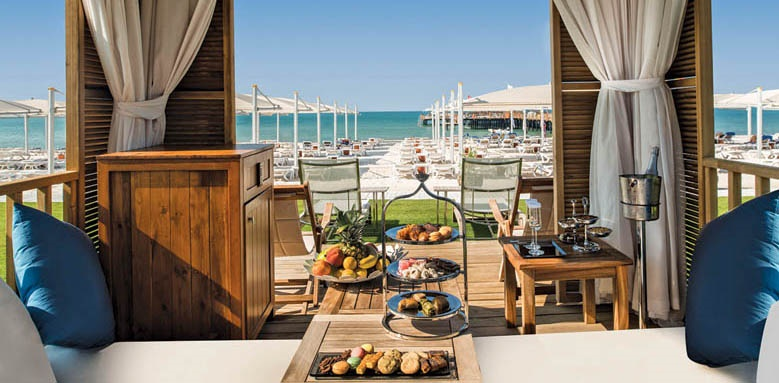 Regnum Carya Golf & Spa Resort, beach suite