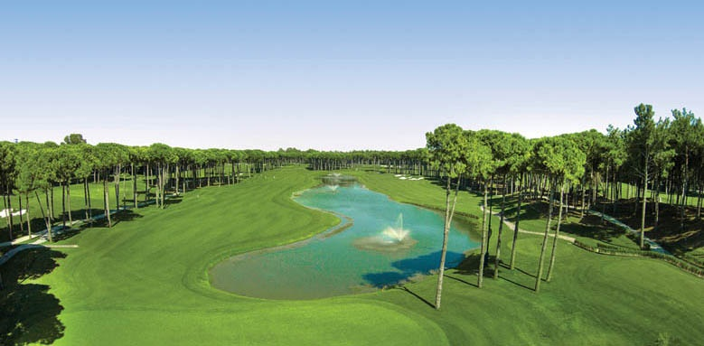 Regnum Carya Golf & Spa Resort, golf club