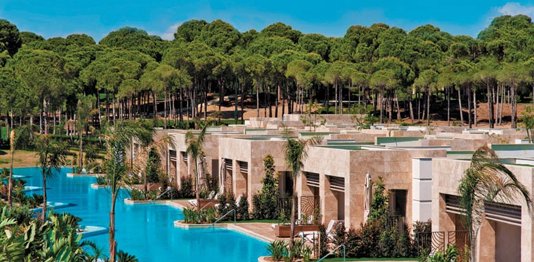 Regnum Carya Golf & Spa Resort, Carya residences