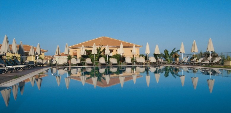Astra Village Hotel Suites & Spa, pool
