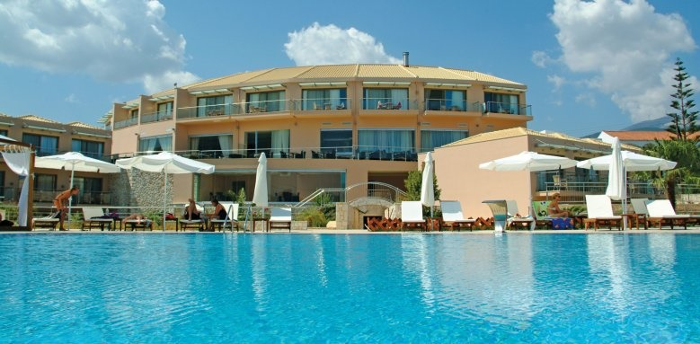 Ionian Emerald Resort, Exterior
