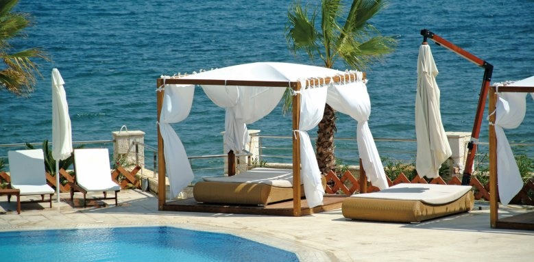Ionian Emerald Resort, Pool and Caban