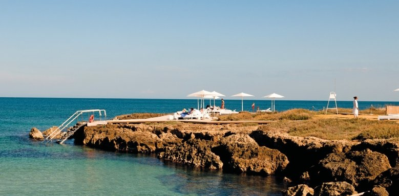Savelletri Di Fasano Italy  city images : Borgo Egnazia, cala masciola beach club