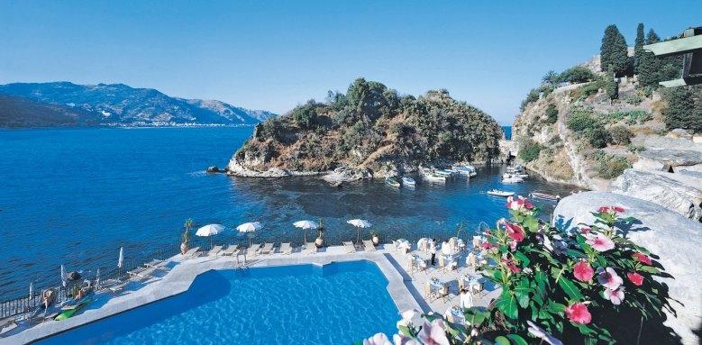 Grand Hotel Atlantis Bay Taormina Mare Sicily