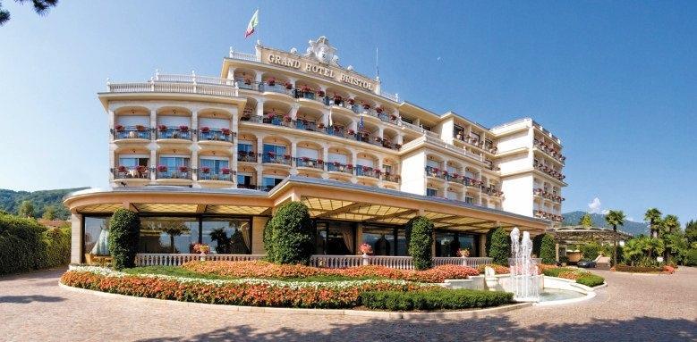 Grand hotel bristol stresa lake maggiore italy - Grand Hotel Bristol Lake Maggio Luxury Hotels Classic