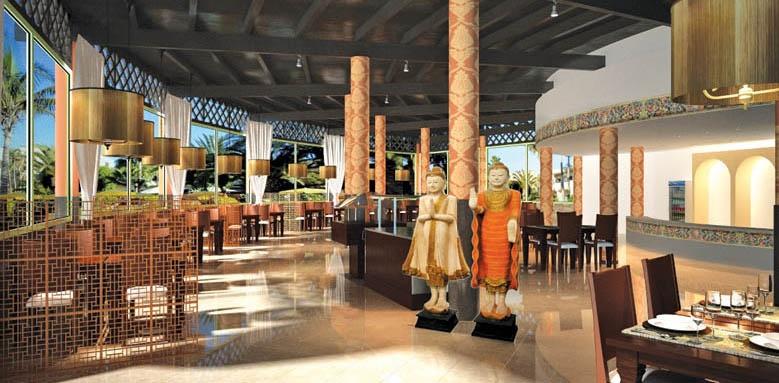 Suite Hotel Atlantis Fuerteventura Resort, asian restaurant