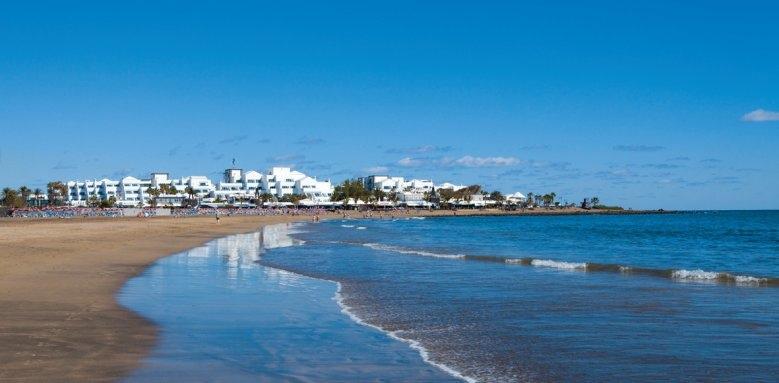 Seaside Los Jameos Playa, beach