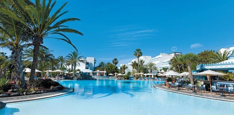 Seaside Los Jameos Playa, pool