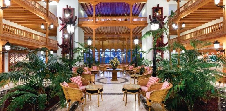 Seaside Los Jameos Playa, lobby