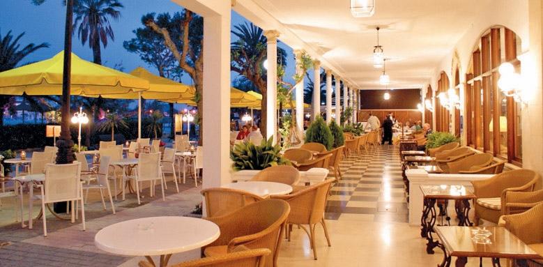 Hotel Miramar, interior