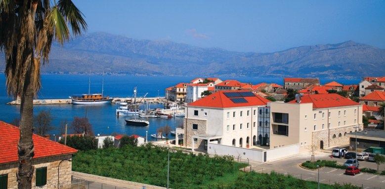 Hotel Lipa, exterior