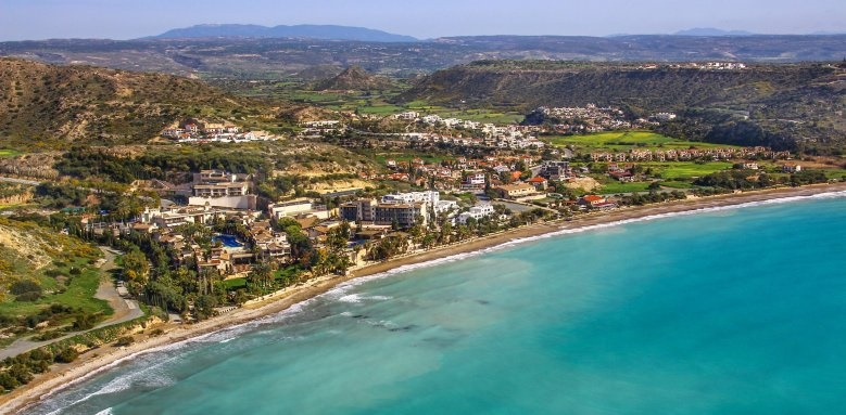 Columbia Beach Resort, pissouri bay