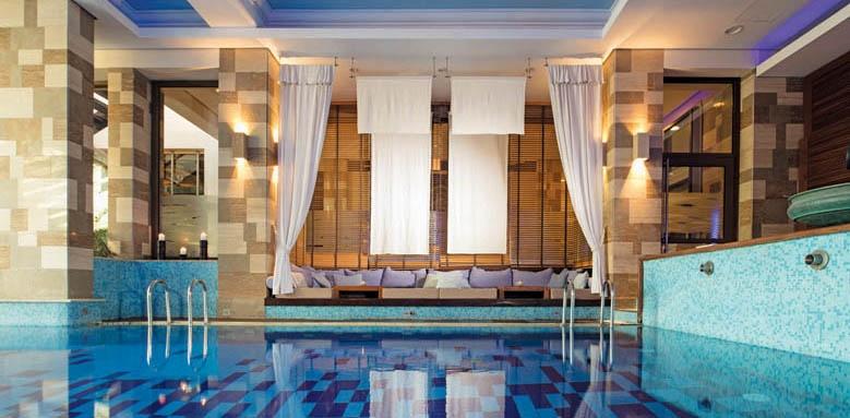Columbia Beach Resort, spa relaxation