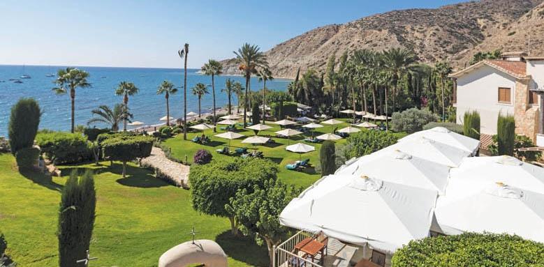 Columbia Beach Resort, resort view