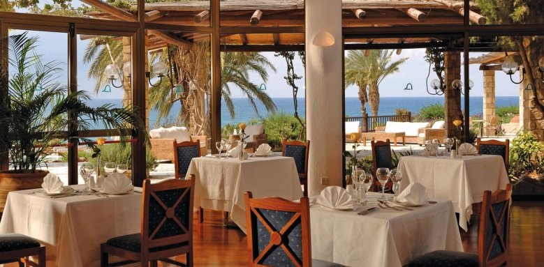 Coral Beach Hotel & Resort, Calypso restaurant