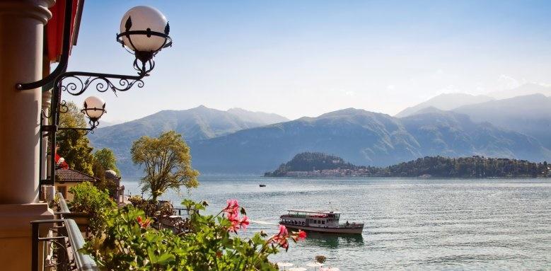 Hotel Tremezzo, View