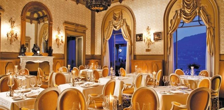Grand Hotel Tremezzo, dining room