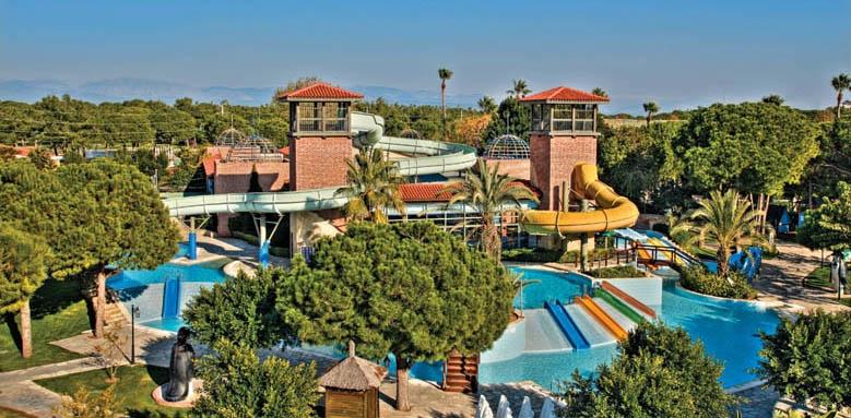 Gloria Golf Resort, aquapark