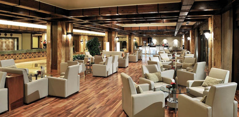 Gloria Golf Resort, lobby bar