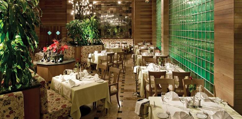 Gloria Golf Resort, Pescado restaurant