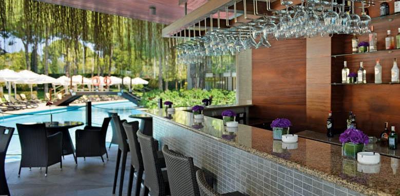 Gloria Golf Resort, pool bar