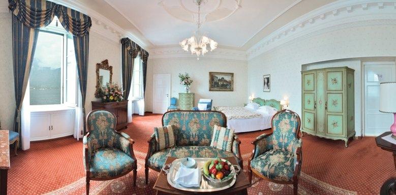 Grand Hotel Villa Serbelloni, executive double room