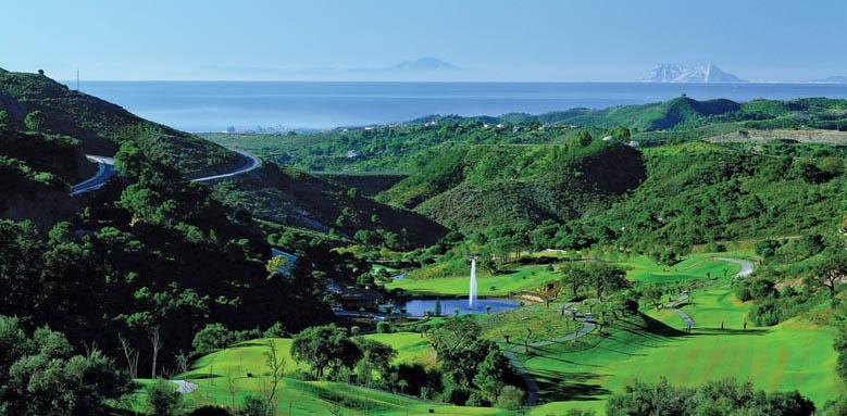 Hotel Puente Romano, golf course