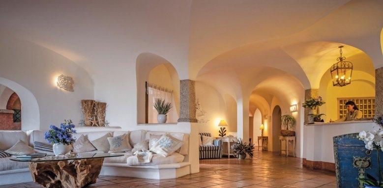Hotel Relais Villa Del Golfo & Spa, lobby