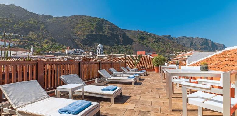 Hotel San Roque, Roof Terrace