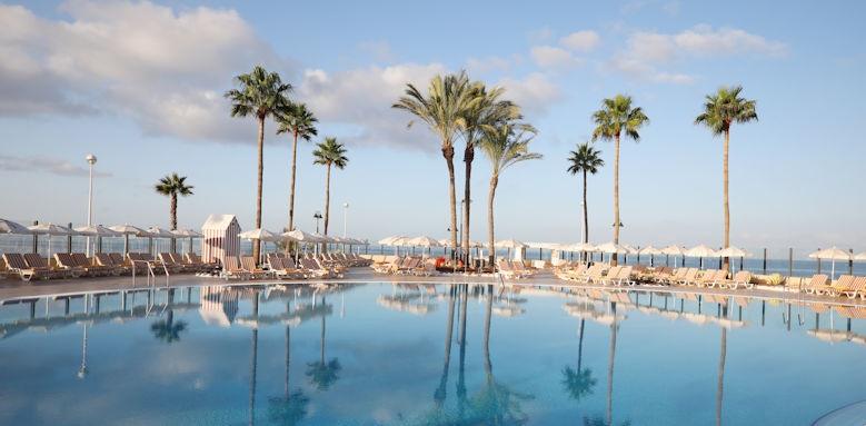 Grand Hotel Anthelia, hotel pool